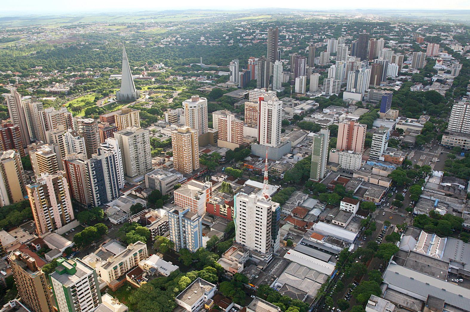 Análise cidade de Maringá/PR