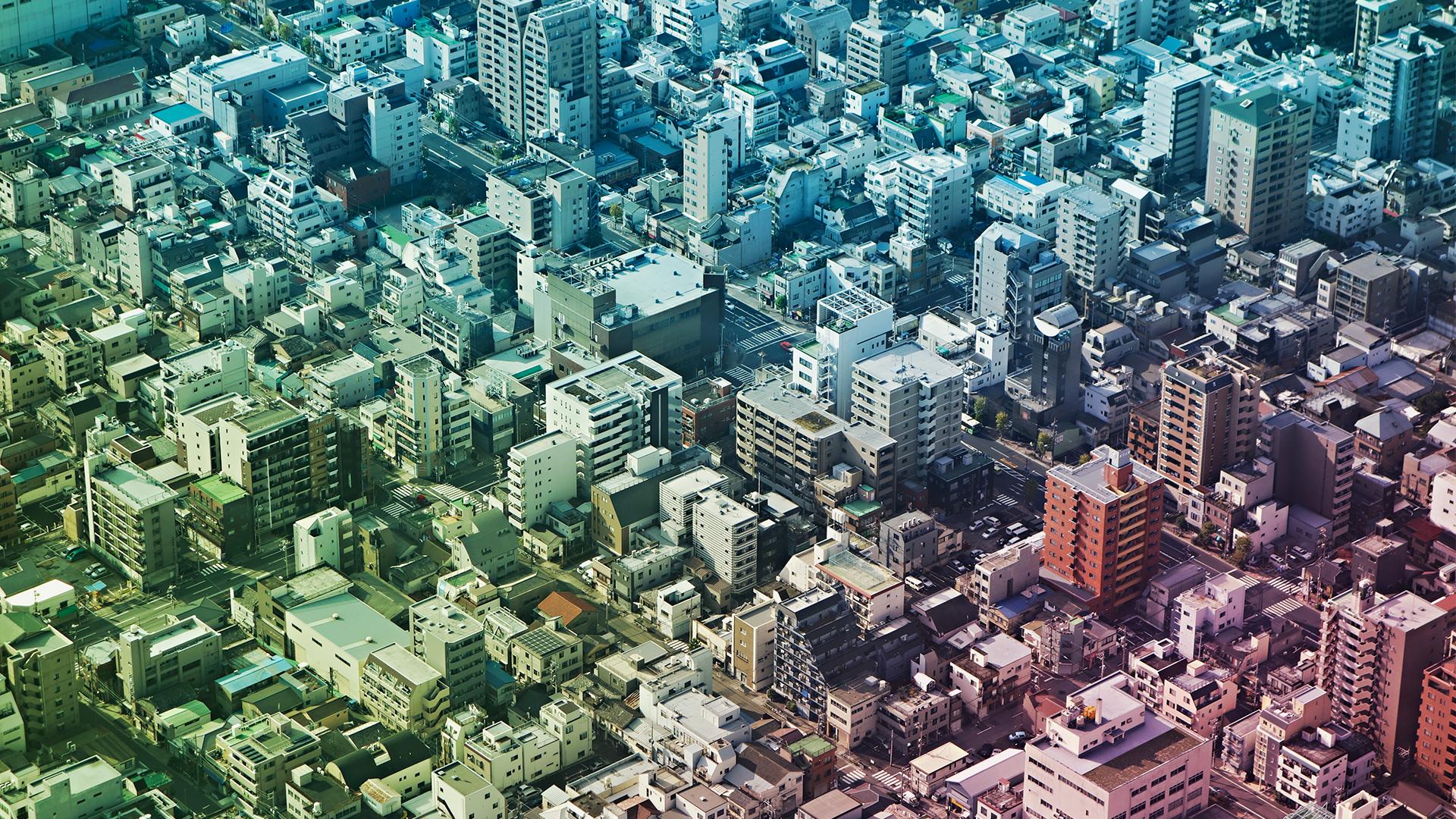 A demanda por espaço gera densidade, independentemente da verticalização